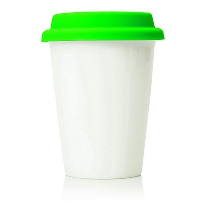 Picture of Slim Ceramic Eco Travel Mug 260ml