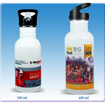 Picture of Stainless Steel Full Colour 600ml