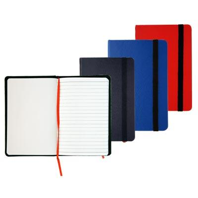 Picture of Notebook with Elastic Band