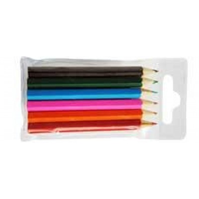 Picture of 6-Pack Colouring Pencils