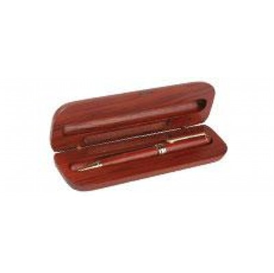 Picture of Brown Wood Case