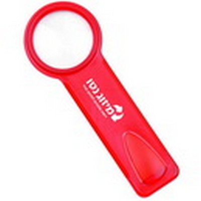 Picture of Bookmark with Magnifier & Ruler