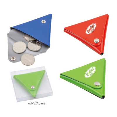 Picture of Triangle Coin Pouch