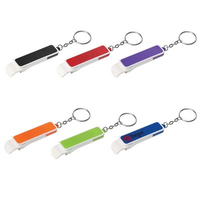 Picture of Bottle Opener/Phone Stand Key Ring