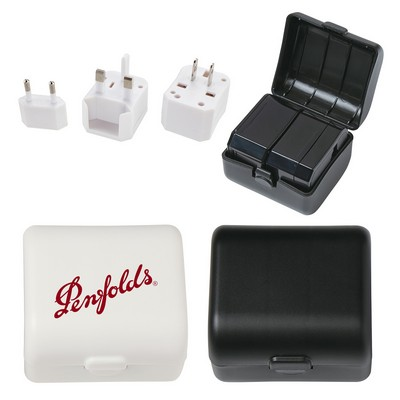 Picture of Worldwide Travel Adapter Case