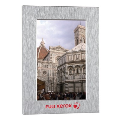 Picture of Large Silver Photo Frame