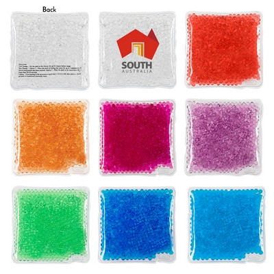 Picture of Square Gel Beads Hot/Cold Pack