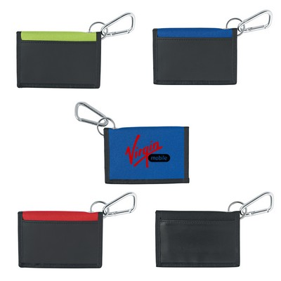Picture of Wallet With Carabiner