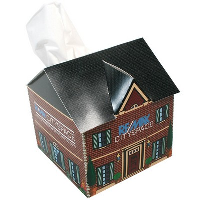 Picture of House Tissue Box