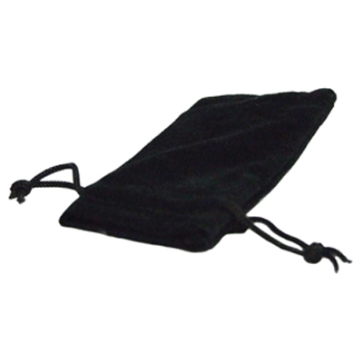 Picture of Velour Drawstring Pouch