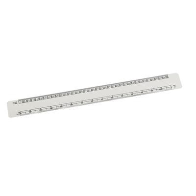 Picture of Oval Scale Rule 30cm