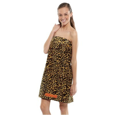 Picture of Leopard Print Spa Wrap
