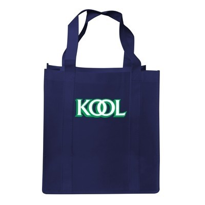 Picture of Large Non-Woven Shopping Bag with Gusset