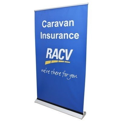 Picture of The Deluxe 1200mm Roll Up Banner