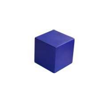 Picture of Stress Cubic Blue