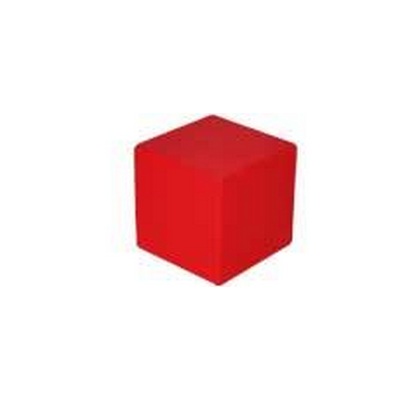Picture of Stress Cubic Red
