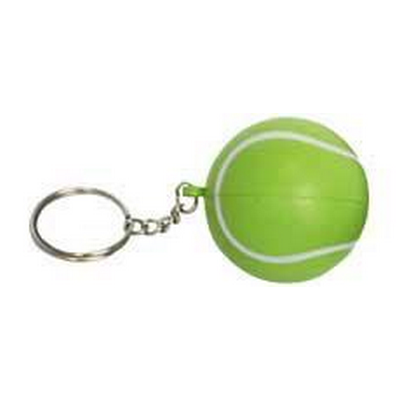 Picture of Tennis Ball Keyring
