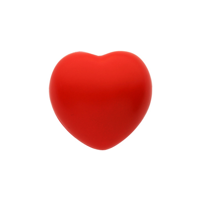 Picture of Stress Heart Red