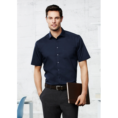 Picture of Mens Monaco Short Sleeve Shirt