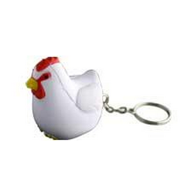 Picture of Stress Rooster Keyring