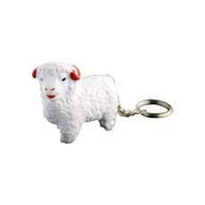 Picture of Stress Sheep Keyring