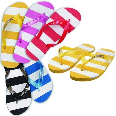 Picture of Striped Adult Thongs