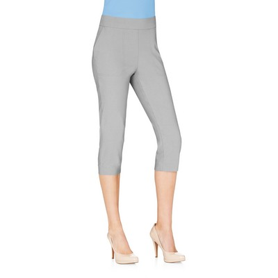 Picture of Sporte Leisure Ladies Stretch Basic 3/4 Pant