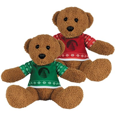 "Picture of Ugly Sweater 8"" Rag Bear"