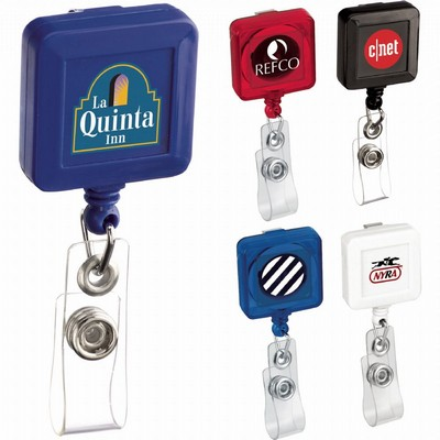 Picture of Square Badge Holder
