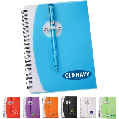 Picture of The Sun Spiral Notebook