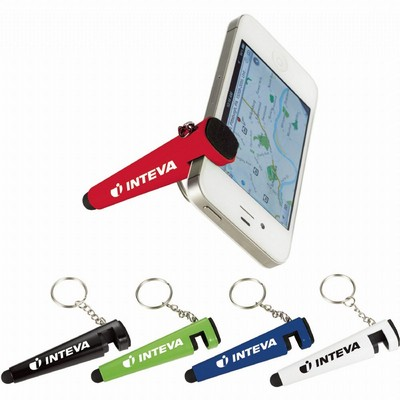 Picture of The Taz Phone Holder-Stylus Keychain