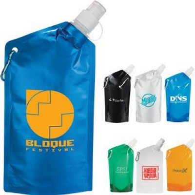 Picture of Cabo 20-oz. Water Bag with Carabiner
