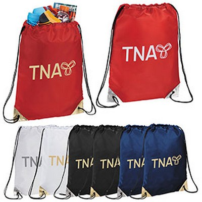 Picture of Metallic Accent Drawstring Sportspack