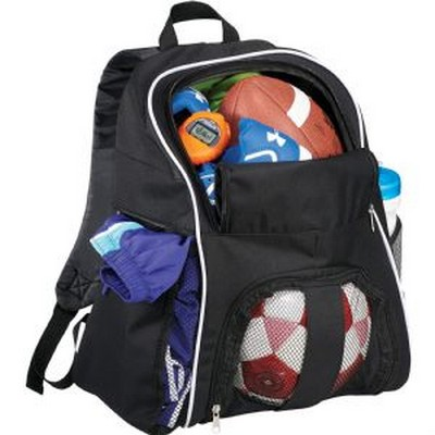 Picture of Sportin'' Match Ball Backpack