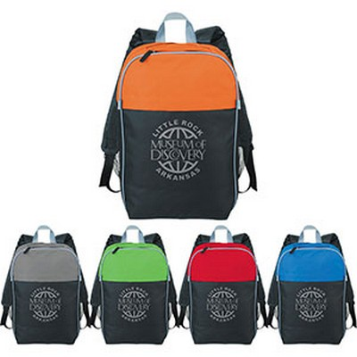 "Picture of Color Top 15"" Computer Backpack"