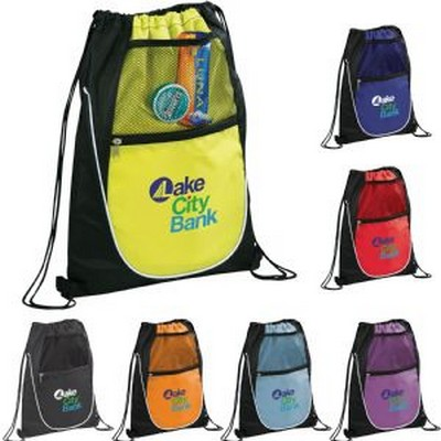 Picture of Locker Mesh Pocket Drawstring Sportspack