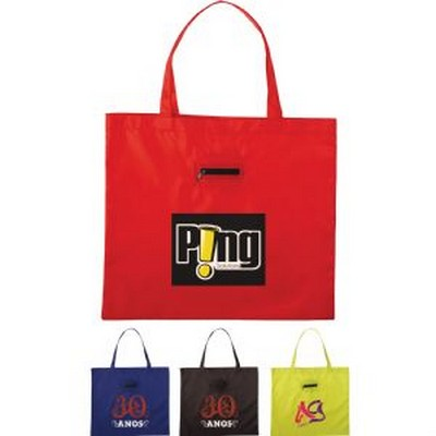 Picture of Takeaway Fold Up  Shopper Tote