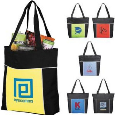 Picture of Broadway Zippered Business Tote