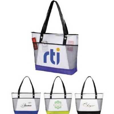 Picture of Townsend Zippered Meeting Tote