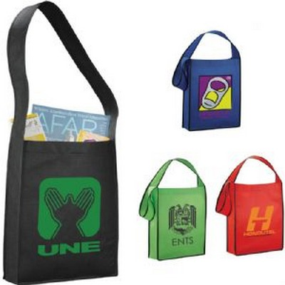 Picture of Cross Town Non-Woven Shoulder Tote