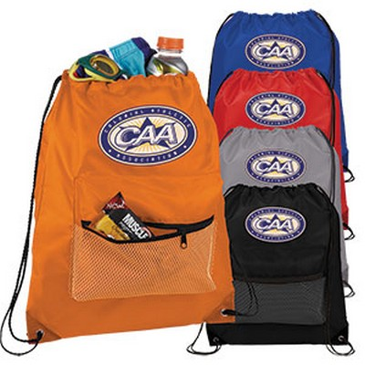 Picture of Mesh Front Pocket Drawstring Sportspack