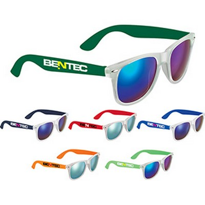 Picture of Sun Ray Promotional Glasses - Mirror Effect
