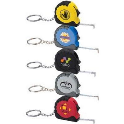Picture of Pocket Pro Mini Tape Measure / Keychain