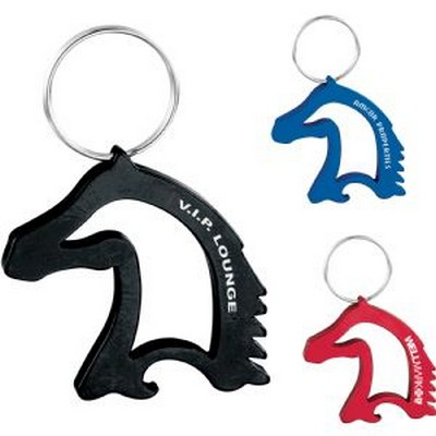 Picture of Horse Head-Shaped Bottle / Can Opener