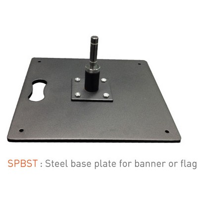 Picture of Steel Plate Base