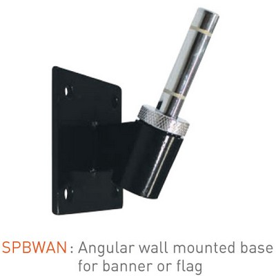 Picture of Angular Wall Mounted Base