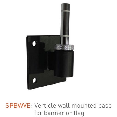 Picture of Verticle Wall Mounted Base