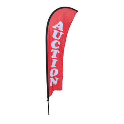Picture of Small Feather Banner - Single Sided