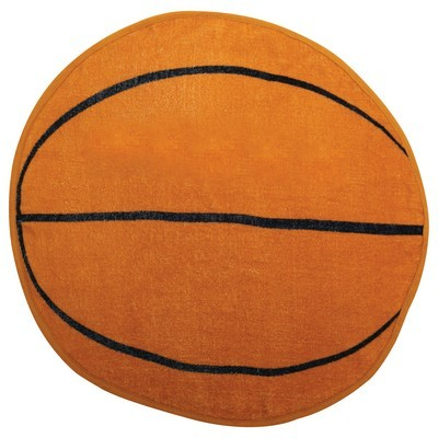 Picture of Basketball Shaped Sports Towel