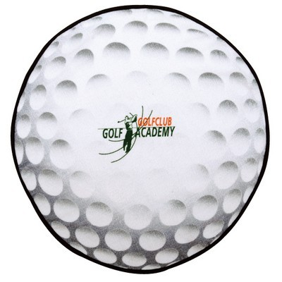 Picture of Golf Ball Shaped Sports Towel